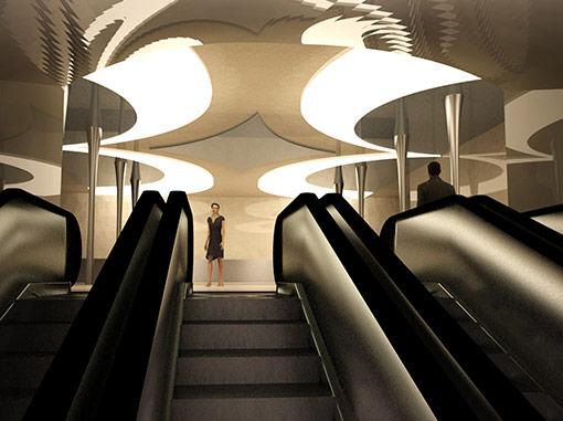 Проект метро. Работа №1