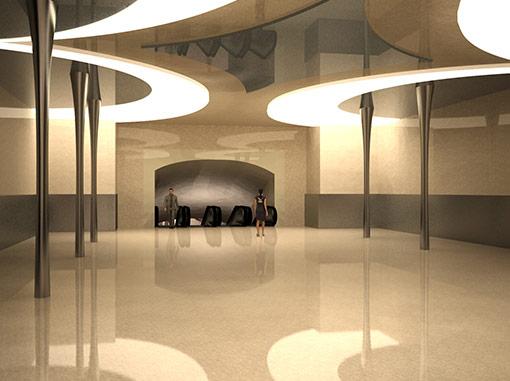 Проект метро. Работа №2
