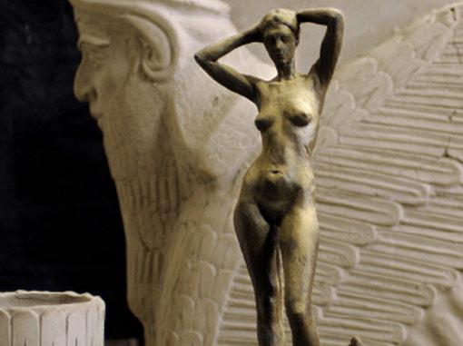 Скульптура. Работа №6
