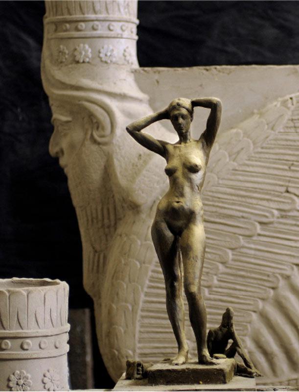 Скульптура-66
